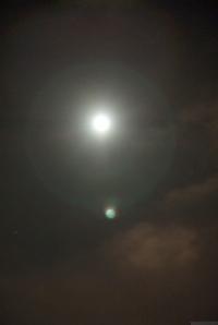 'June 15, 2011 Eclipse, From My Window Series, photo by Catherine Herrera 2011 3