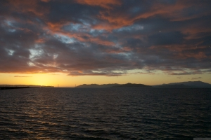 'San Francisco Bay at Sunset, 2011,' photo by Catherine Herrera 6 of 36