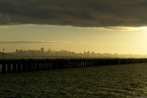 'San Francisco Bay at Sunset, 2011,' photo by Catherine Herrera 13 of 36